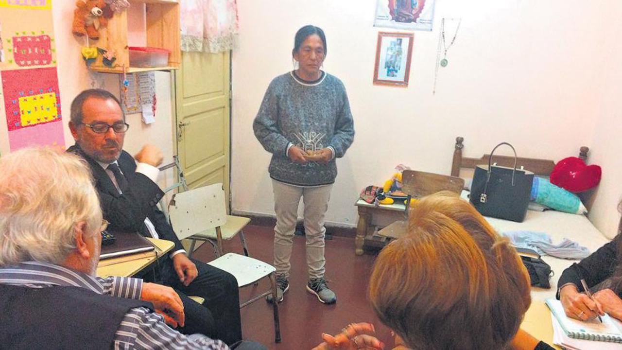 Campaña internacional por la liberación de Milagro Sala