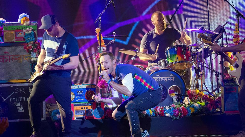Confirman que Coldplay vuelve al Estadio Único