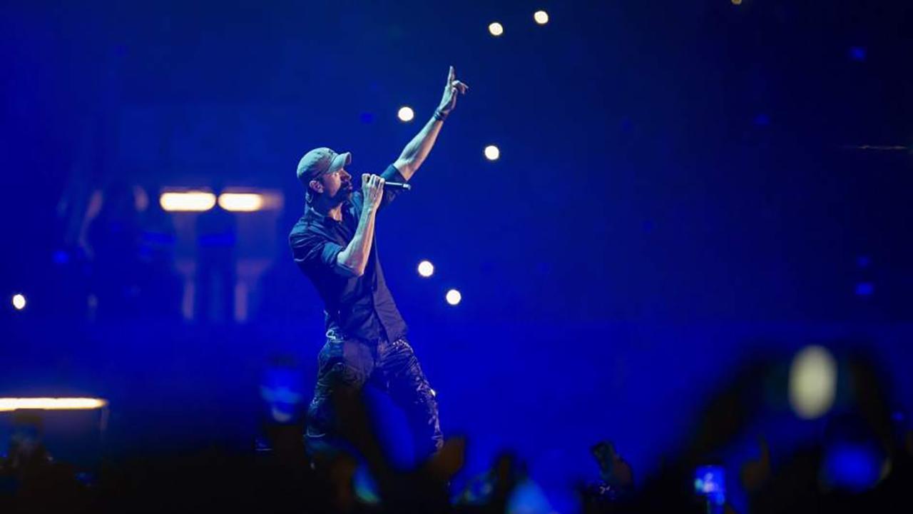 Enrique Iglesias abucheado en concierto en Santander