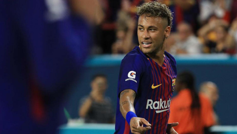 El Barcelona no abonará la prima de renovación a Neymar
