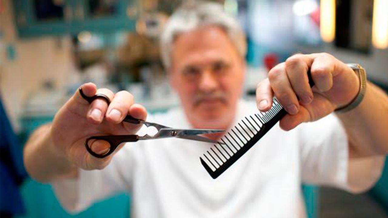¿Nueva sanción para los peluqueros?: deberán guardar el