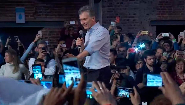 Cristina Kirchner no podrá votar este domingo