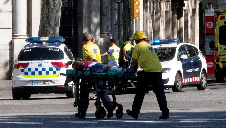 Estados Unidos condenó ataque terrorista y ofrece su apoyo — Atentado en Barcelona