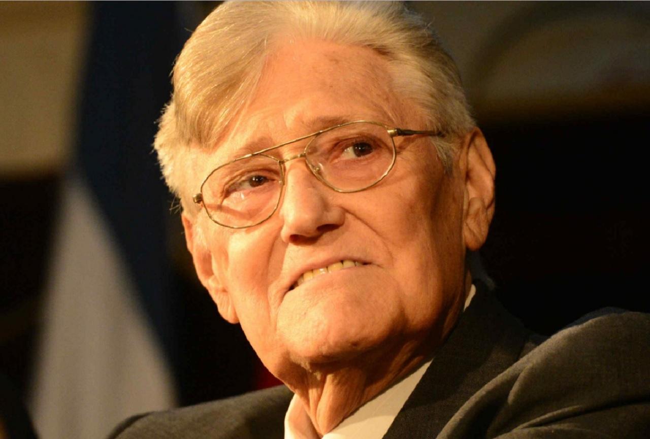 Murió Eduardo Angeloz, figura clave del radicalismo en Córdoba