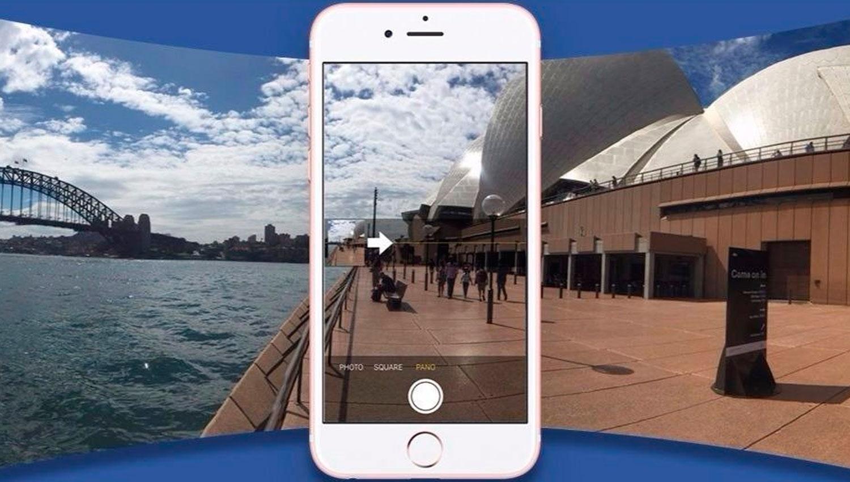 Facebook ya permite hacer fotos panorámicas directamente desde su app