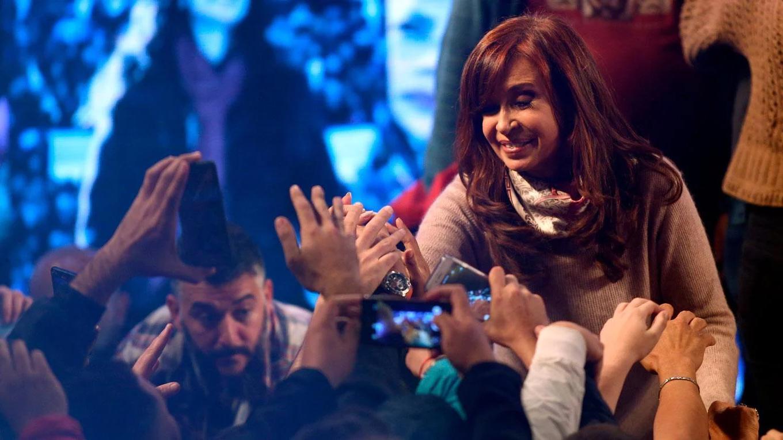 Reconocen que Cristina ganó las PASO en Buenos Aires