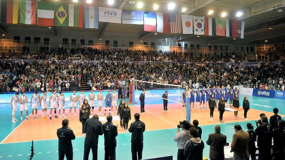 La Selección, a todo o nada para ir al Mundial — Voleibol