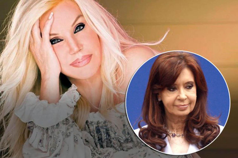 Cristina Kirchner, ¿en el living de Susana Giménez?