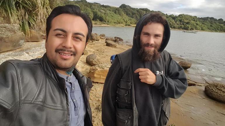 Alerta por un cuerpo encontrado en Chile — Caso Maldonado