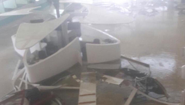 Huracán Irma acaba con el famoso aeropuerto de St. Martin