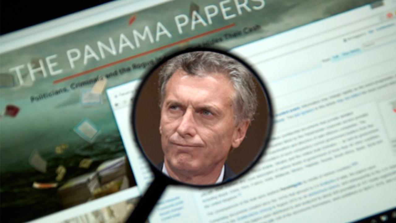 La Justicia desvinculó a Macri de la causa por los Panamá Papers