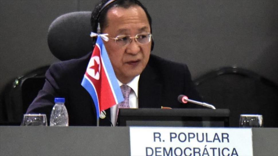 Amenaza Norcorea con probar bomba de hidrógeno en el Pacífico