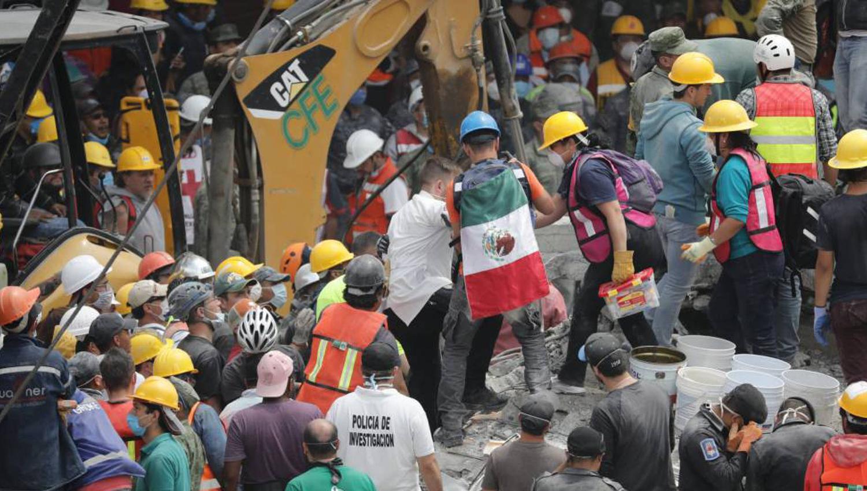 Identificaron al argentino que murió en el terremoto en México