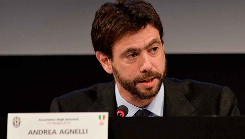 Presidente de la Juventus suspendido por vender entradas a ultras