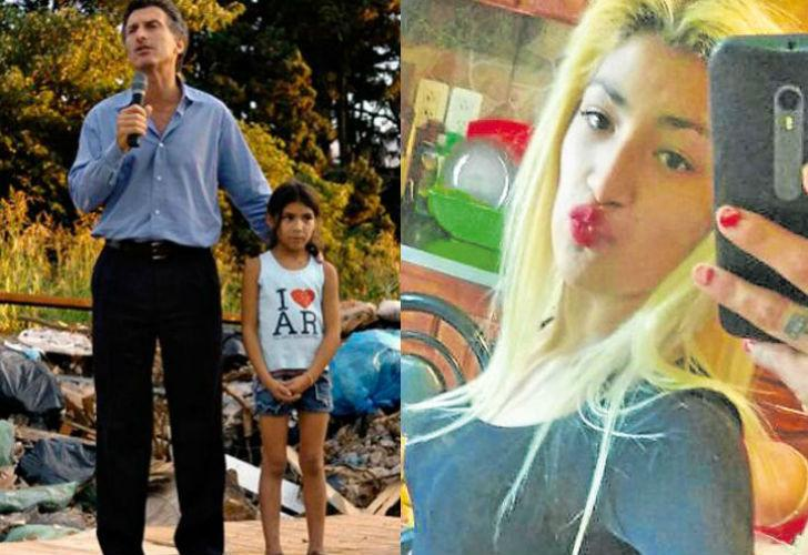 ¿Qué es de la nena que acompañó a Macri en un basurero?