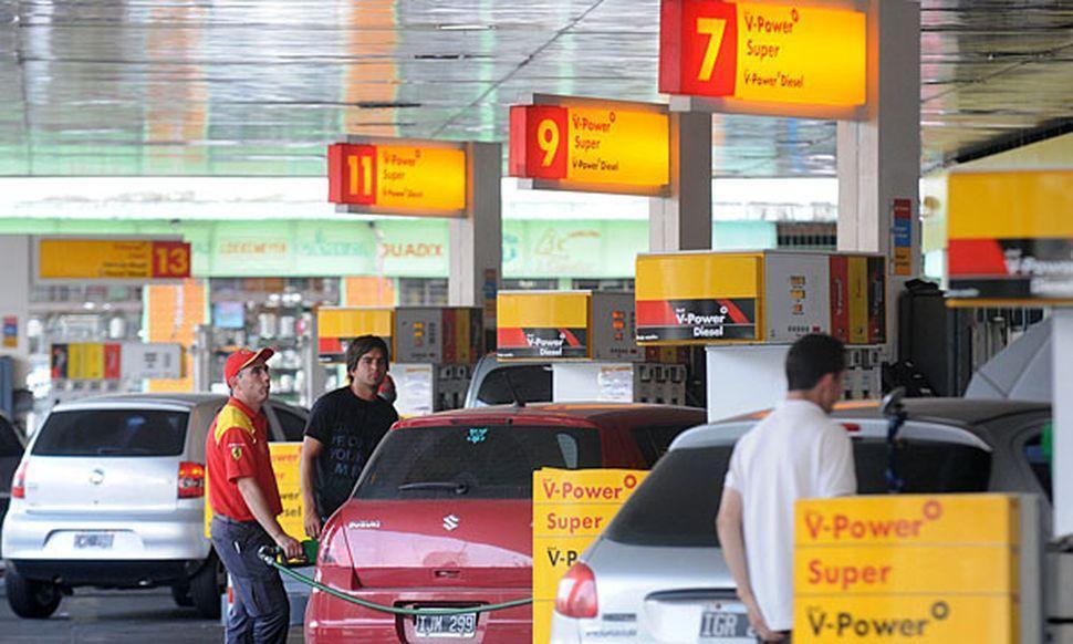 A partir de octubre cada empresa definirá el precio del combustible