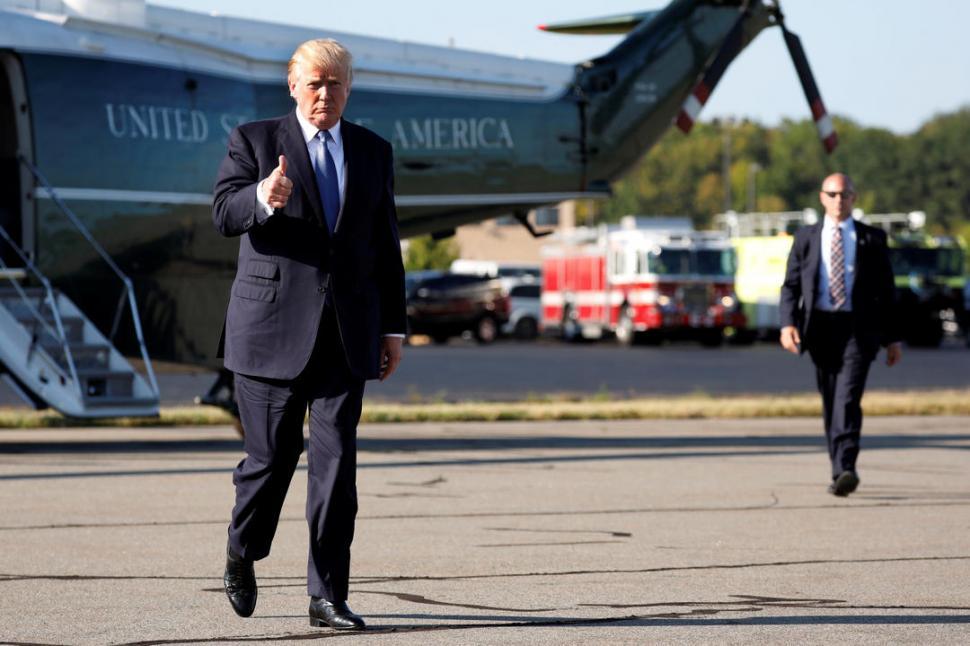 Visitará Trump 5 países de Asia en noviembre