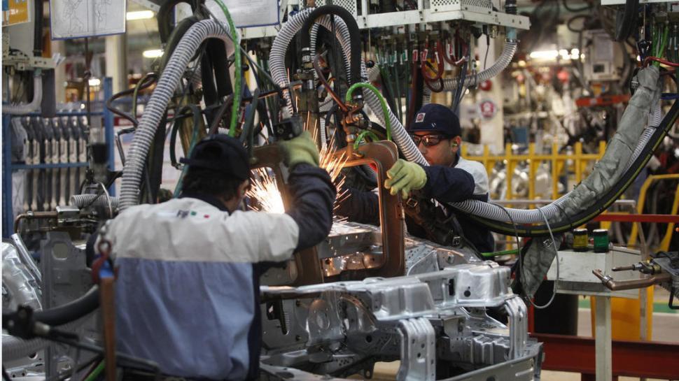 El empleo registrado creció 1,1% interanual