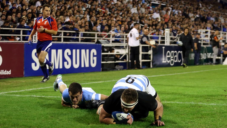 Los All Blacks ponen todo frente a Los Pumas