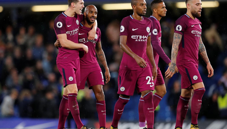 Claudio Bravo no estuvo en el gran triunfo del Manchester City
