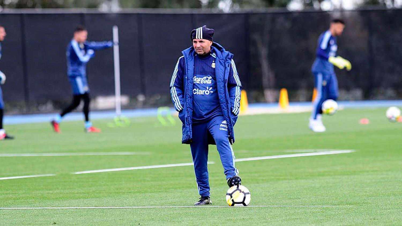 ¿Qué equipo pondrá Sampaoli frente a Ecuador?