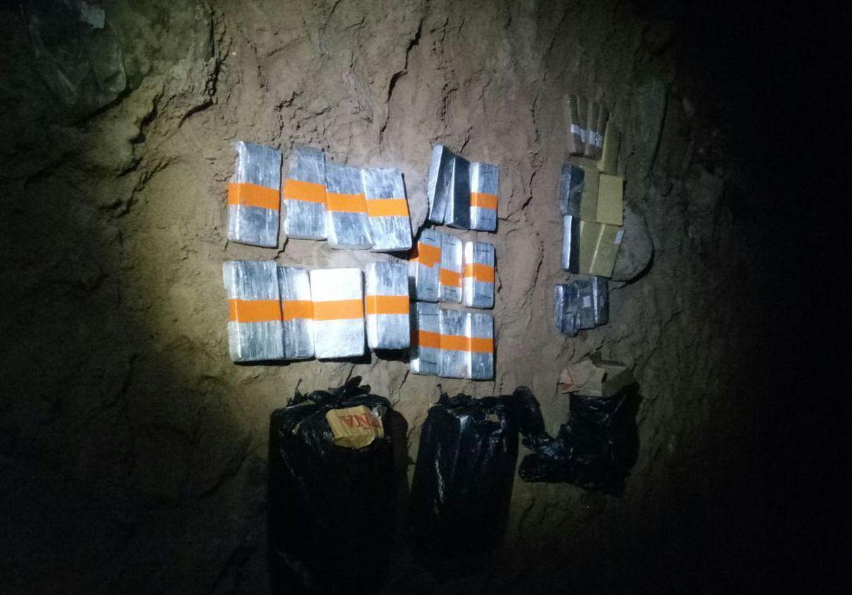 Gendarmería secuestró más de 30 kilos de cocaína — Salvador Mazza