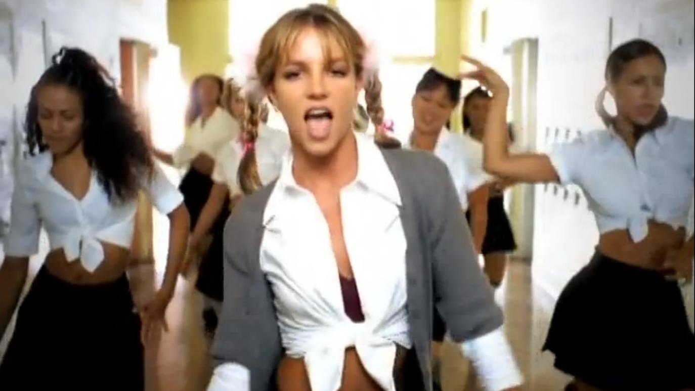 Britney Spears recuerda así su tema