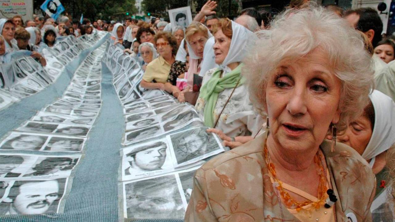Encuentran a nieta 125 de Abuelas de Plaza de Mayo — Argentina