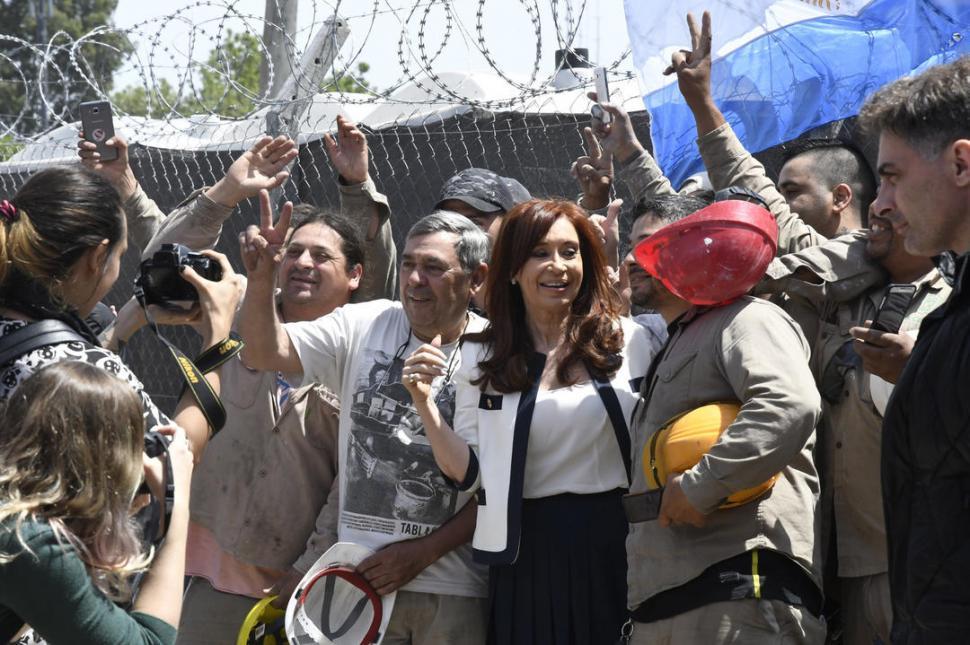 Cristina Fernández: Conmigo no van a poder