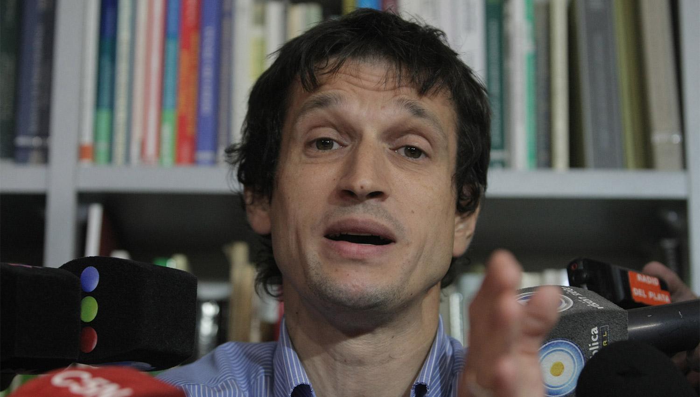 """Diego Lagomarsino declara por la muerte de Alberto Nisman"""""""