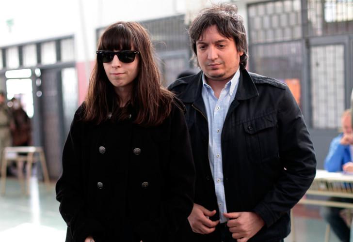 Declara Máximo Kirchner en Comodoro Py — Hotesur