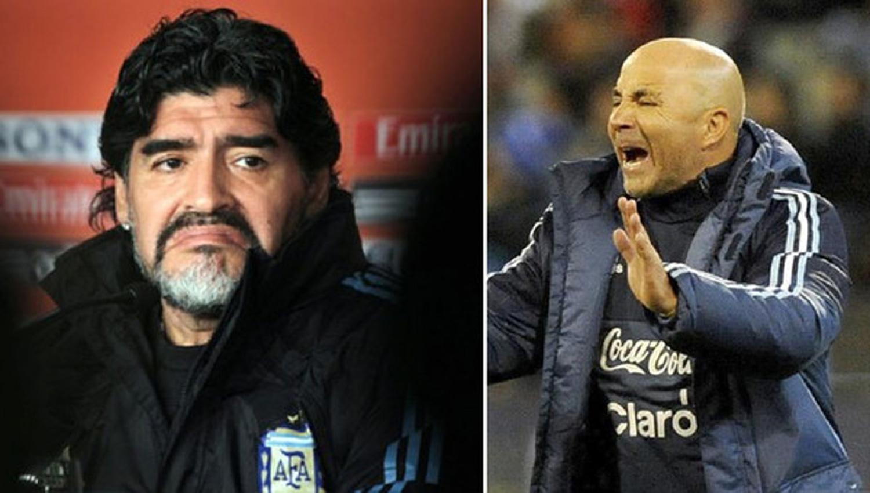 Maradona se indignó tras la caída de Argentina ante Nigeria: Quiero volver