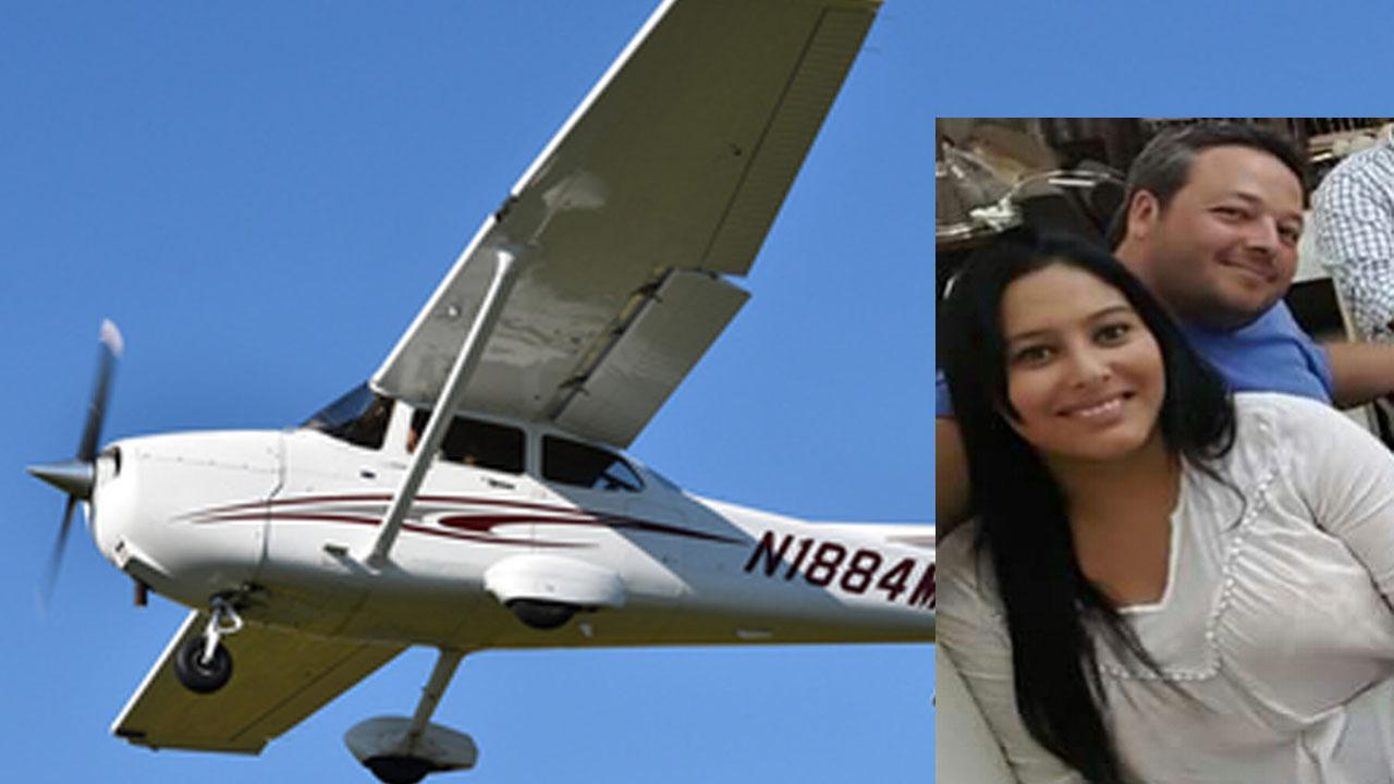 Se cayó un avión: hay dos muertos