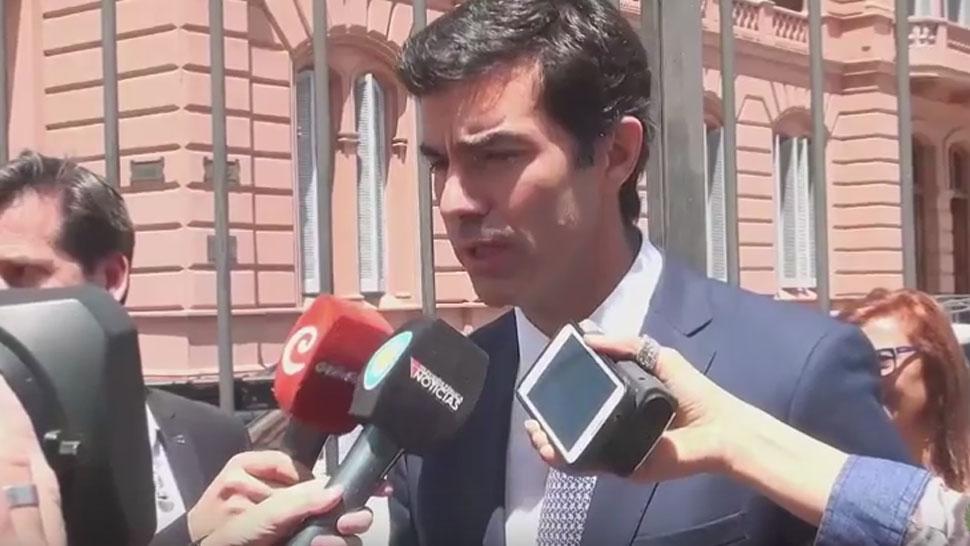 """Urtubey aseguró que el pacto fiscal permite """"garantizar una Argentina que genere empleo"""""""