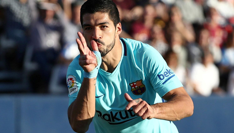 Con Messi, Barcelona goleó a Leganés y se afianza arriba