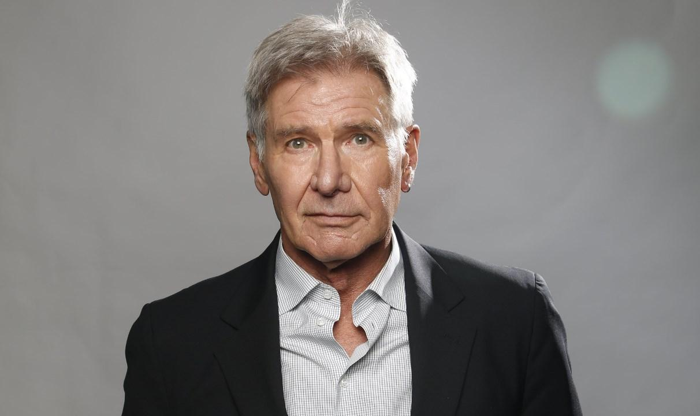 Harrison Ford, héroe en la pantalla grande y en la vida real