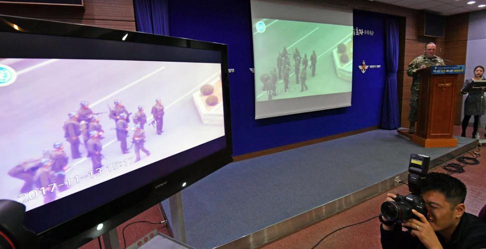 El escape de un soldado de Norcorea que puede desatar la guerra