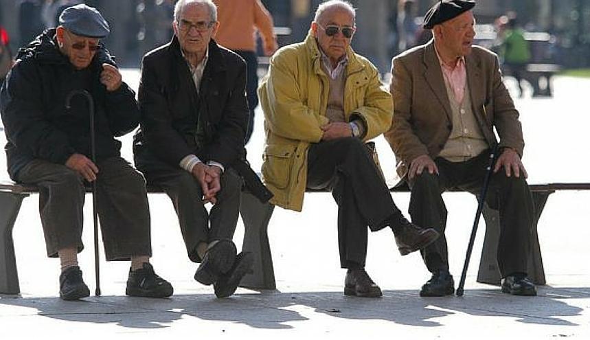 La jubilación está entre las más altas del mundo