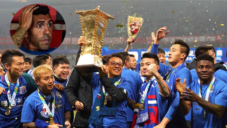 Shanghai Shenhua se consagró campeón de la FA Cup