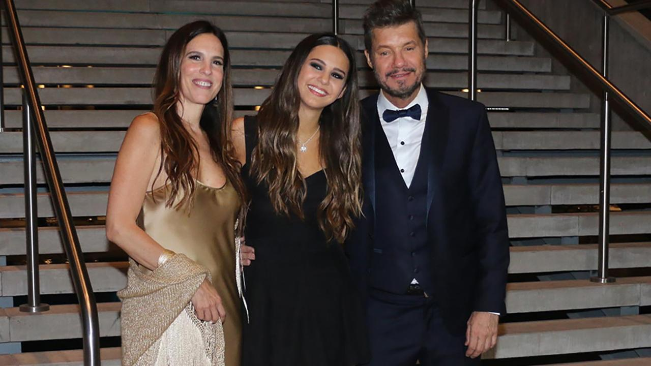 Juanita Tinelli festejó sus 15 años