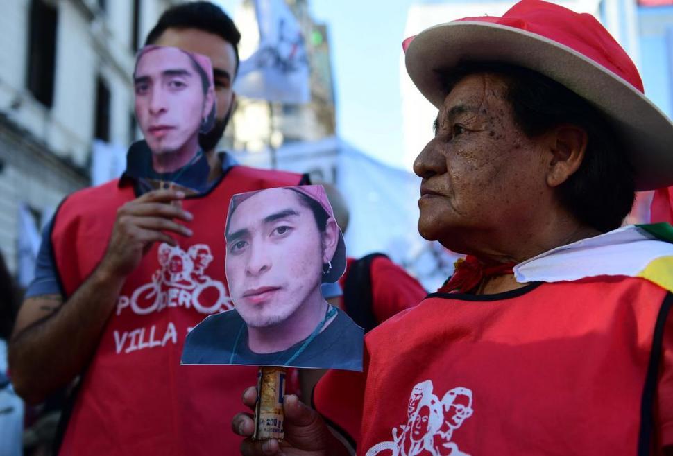 Autopsia confirma que Rafael Nahuel fue asesinado por la espalda