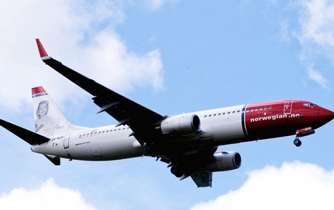 Autorizaron a Norwegian a operar en 152 rutas — Vuelos low cost