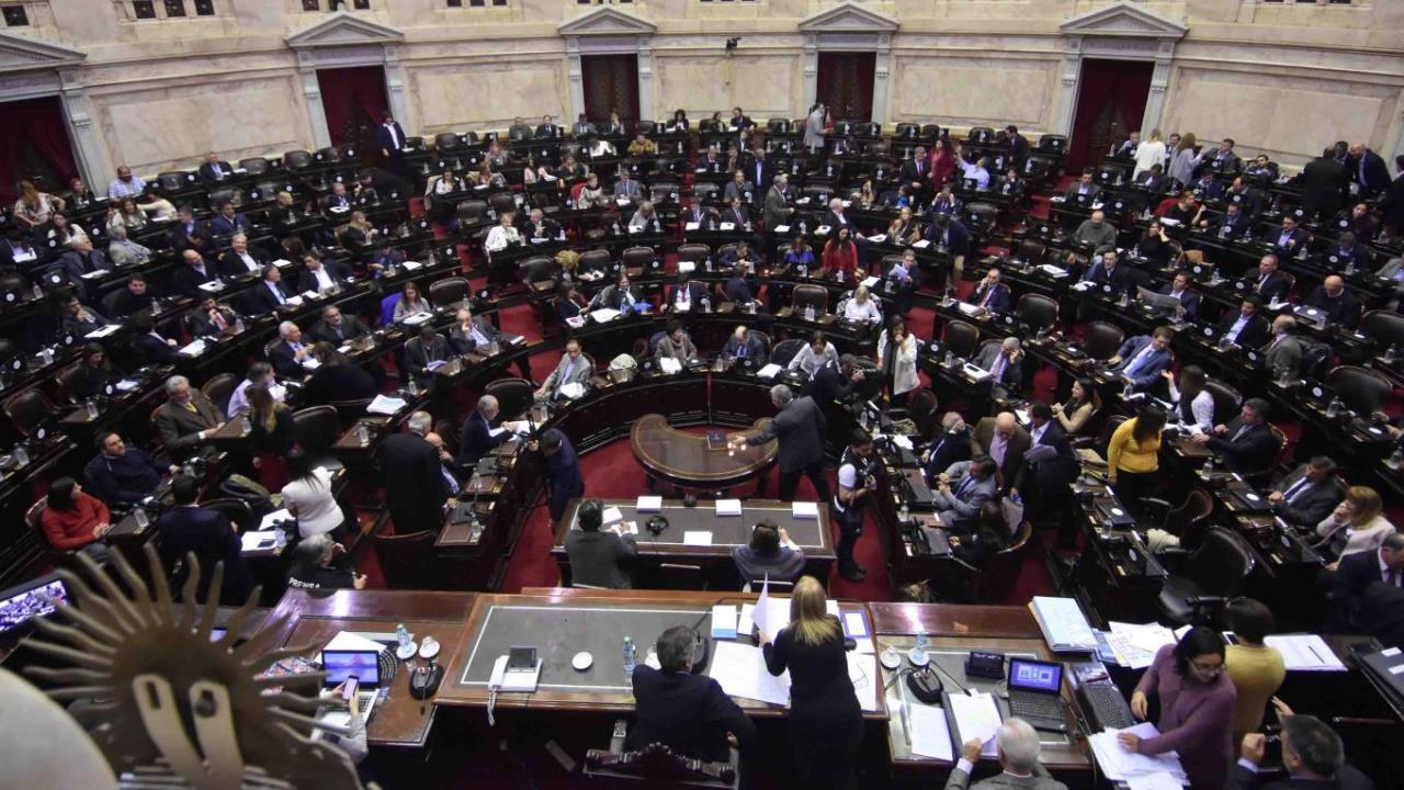 El lunes habrá sesión especial — Reforma previsional