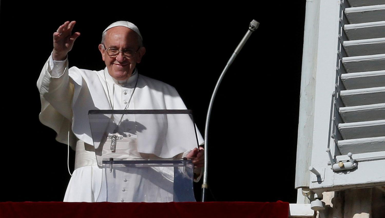 El papa Francisco celebra su cumpleaños número 81