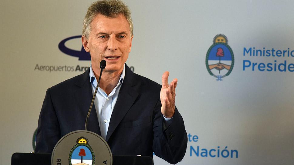 Macri dará una conferencia de prensa a las 11.30 en Casa Rosada