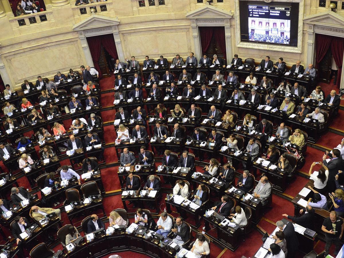 Se aprobó la Reforma Tributaria — Diputados