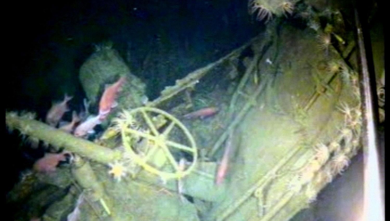 Hallan los restos de submarino australiano desaparecido hace un siglo