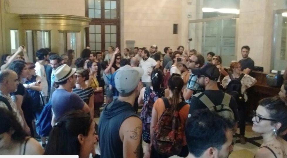 Despidieron 180 trabajadores de la Televisión Digital Abierta