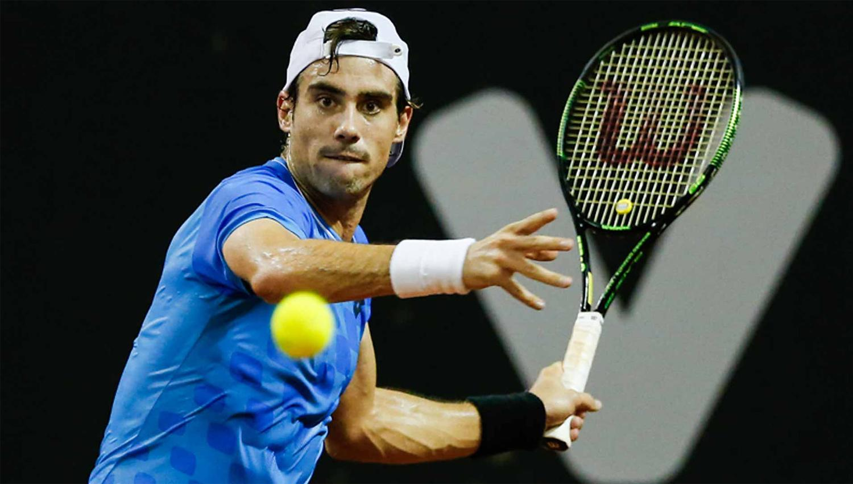Guido Pella abrirá la temporada del tenis argentino en Doha