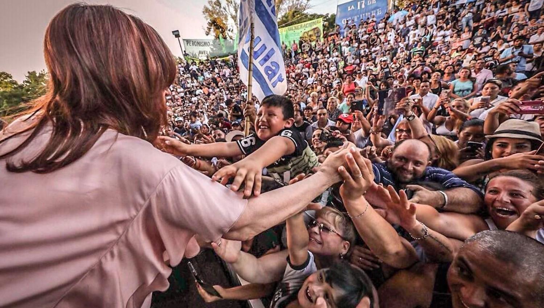 En 2018 no vayamos más para atrás — Cristina Fernández